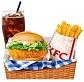 KFCランチボックス