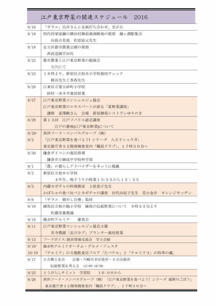 江戸東京・伝統野菜研究会a16,8.15新聞